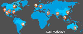 office world map. Kony Locations Office World Map E