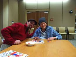 Monthly Jingo Game Again Leaves Volunteers As Happy As Veterans | Friends  of the Soldiers Home
