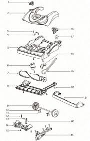 eureka 4870t parts list and diagram ereplacementparts com click to close
