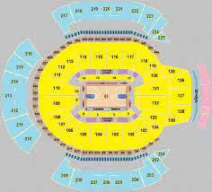 Oakland Warriors Seating Chart Breakdown Of The Chase Center Seating Chart Golden State