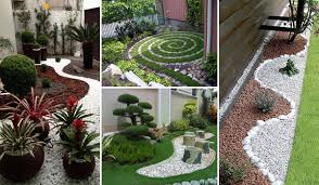 Courtyard Design Ideas 25 Cool Pebble Design Ideas For Your Courtyard