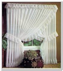 Captivating Priscilla Curtains Bedroom Are Often Selected To Soft Known, Wise, And  Official Look To The Space Under Consideration.