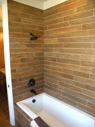 wood look tile showers amazing elegant shower bathroom ideas with porcelain for floring s wall tiles