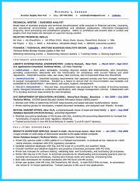 Business Analyst Resume Examples Awesome Salesforce Business Analyst ...