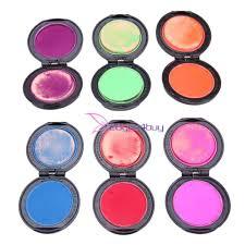 6 Colors Non Toxic Temporary Hair