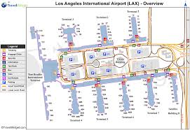 los angeles airports map  uptowncritters