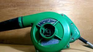 hitachi blower. hitachi portable blower pb-20.