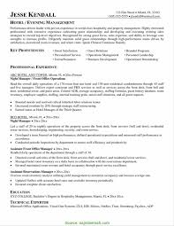 Hotel Resume Sample Special Best Hospitality Resume Best Ideas Of Resume Hotel Manager 19