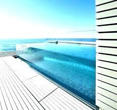 glass bottom pool glass bottom swimming pool glass bottom pool glass bottom swimming pool photo of