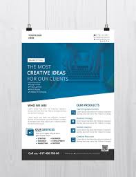 Creative Business Download Free Psd Flyer Template Free