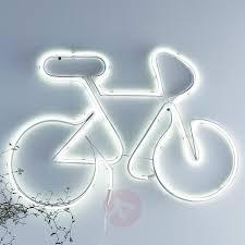 Led Decoratieve Lamp New York In Fietsdesign Lampen24nl