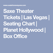 Hollywood Theater Las Vegas Seating Chart Beatleshow Seatsforeveryone Com Hollywood Box Office