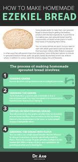 how to make homemade ezekiel bread