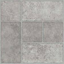 grey l and stick vinyl tile