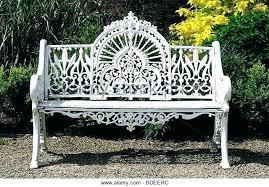 tree seats garden furniture. Interesting Seats White Metal Garden Chairs Tree Seats Furniture  Wrought Seat With Tree Seats Garden Furniture