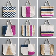 diy chic weekend tote
