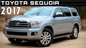 2017 Toyota Sequoia Review Rendered Price Specs Release Date - YouTube