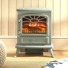 electric fireplace duraflame birch electric log insert heater