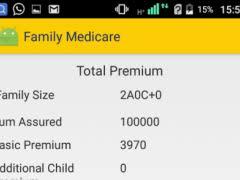 United Insurance Mediclaim Premium Chart United India Insurance Calcula 1 8 Free Download