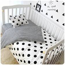 1 10 pieces crib baby bedding set