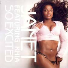 Janet* featuring Khia - So Excited (2006, Vinyl) | Discogs