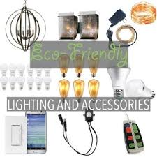 eco friendly lighting. Contemporary Eco EcoFriendly Lighting By Of Houses And Trees  Nowadays You Can Find Eco With Eco Friendly