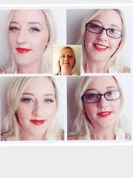 1940 s style makeover this era was all about red lips highly arched brows and subtle natural looking eyes with bold winged liner and cer lashes