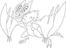 Small Picture Coloring Pages Pokemon X Y Drawing