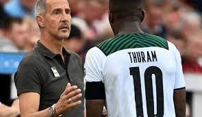 Borussia Mönchengladbach: Marcus Thuram offenbar nicht zu halten