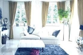 evoke ivory light blue rug x living room lighting