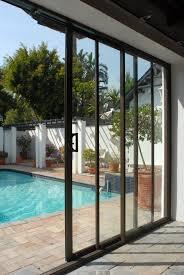 elegant 3 panel sliding patio door unique 12 foot glass cost at triple