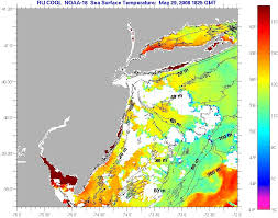 How To Read A Sea Surface Temperature Map Rucool Rutgers