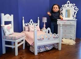american girl doll bedroom setup agoverseasfan inch set bed dresser chair nightstand and american girl doll bedroom set up