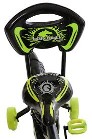 Buy NY Bikes™ Bahubali Kids Bicycle for 3 to 5 Years Age Group, 14 inches  (Neon Apple Green & Matt Black) Online at Low Prices in India - Amazon.in