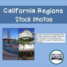 California Regions California Regions Stock Photos