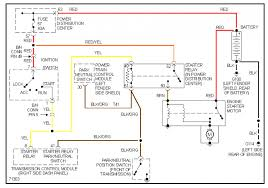 dodge caravan remote starter a diagram for the wiring under the hood