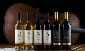 Wine And Design Fredericksburg Bingham Family Vineyard A Wine Brand And Family In Perfect