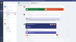 Micro Soft Home Page Introducing Microsoft Teams The New Chat Based Workspace In Office 365