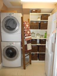 Classy Beige Wood Design Ikea Laundry Room Ideas Display Cabinet Washing  Machine Basket Rattan Ladder Detergent