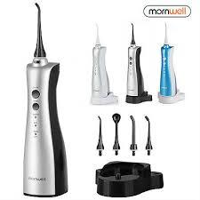 <b>Mornwell Water Flosser Teeth</b> Dental Oral Irrigator Tooth Cleaner 5 ...