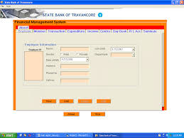Access Financial Management Financial Management System Vb6 Ms Access Mini Project Nxproject