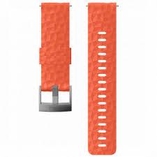 <b>Ремешок Suunto 24mm</b> Explore 1 Silicone коралловый купить за 3 ...