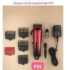 tông đơ cắt tóc chuyên fade F33- tông đơ cắt tóc- shop chuyên đồ nghề làm  tóc