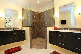 Walk in shower with half wall Vidpal Walk In Shower With Half Wall Shower Half Glass Design Walk In Shower With Half Glass Walk In Shower With Half Wall Heygabyme Walk In Shower With Half Wall Construction Wall At Toilet Bathroom