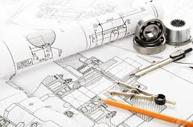 drawing tools. Drawing Detail And Tools Stock Photo - 8786546