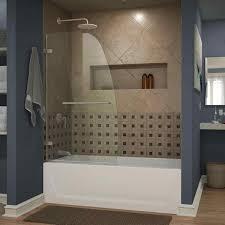 room home sliding glass shower doors over tub design craft room