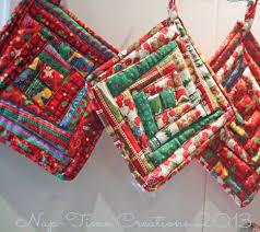 Quilted Potholder Patterns Amazing Inspiration