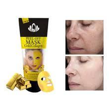 Buy <b>24k Gold</b> Collagen <b>Facial Face Mask</b> online - AliExpress