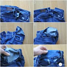 Make Pants Take Out Your Jeans Waistband Tutorial Aka Make Your Pants
