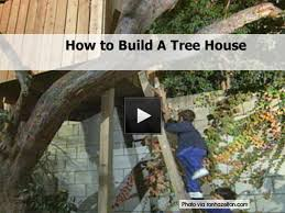 how to build a treehouse. Building-a-tree-house How To Build A Treehouse